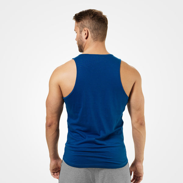 Better Bodies Brooklyn Tank navy back