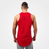 Better Bodies Harlem Tank, Bright Red back