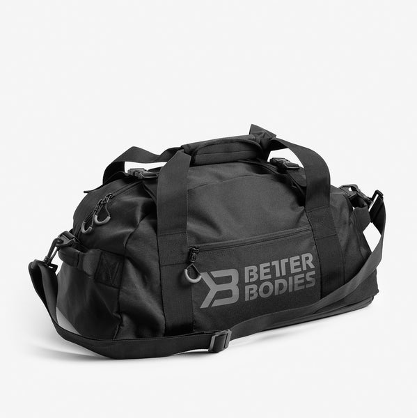 Better Bodies BB Gym Bag, Black