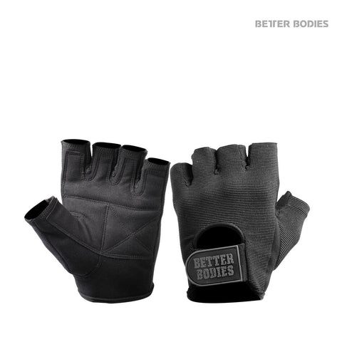 Better Bodies Basic Gym Gloves for £0.15 at Global Gym Wear