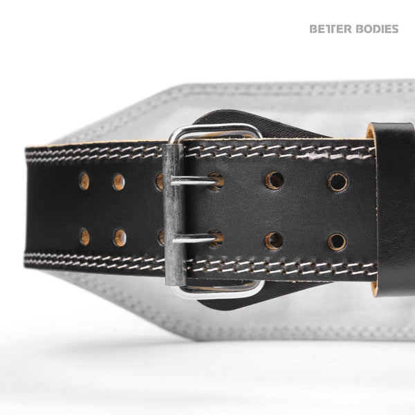 Better Bodies 6' Lifting Belt, Black Back