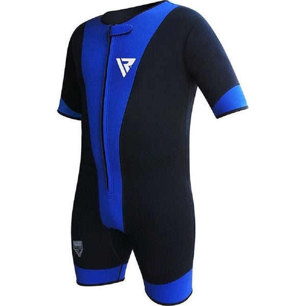 RDX Sports CLOTHING NEOPRENE DANGRI BLUE