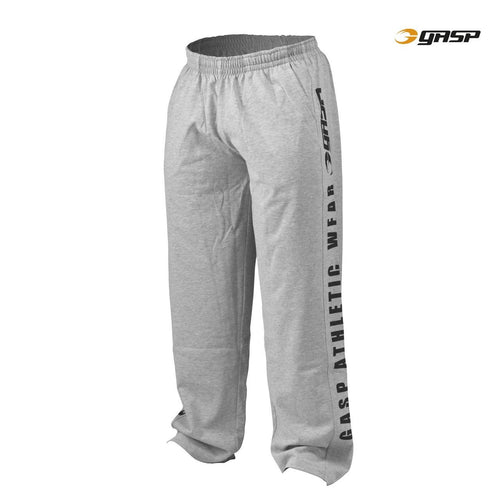 GASP Jersey Training Pants Grey