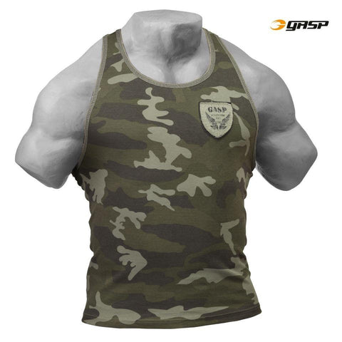 GASP Utility Rib T-Back for £0.34 at Global Gym Wear