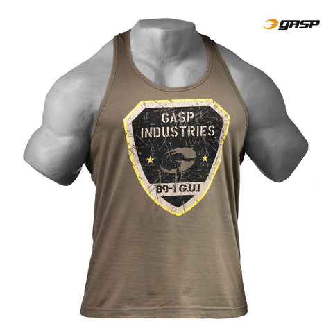 GASP Gym T-Back for £0.32 at Global Gym Wear