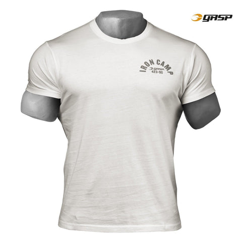 GASP Throwback Tee for £0.39 at Global Gym Wear