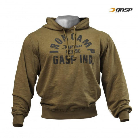 GASP Throwback Hoodie for £0.99 at Global Gym Wear