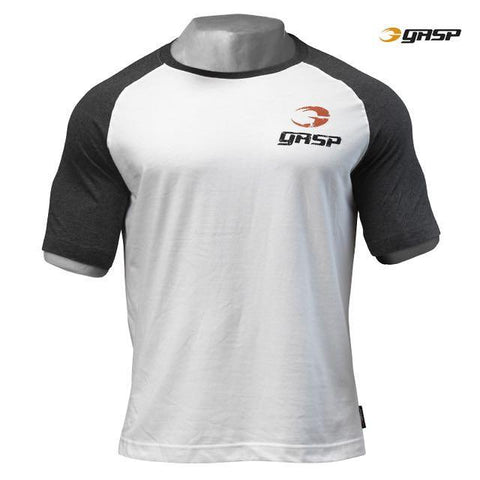 GASP Raglan Tee for £0.54 at Global Gym Wear