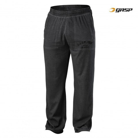 GASP Heritage Pants Wash Black