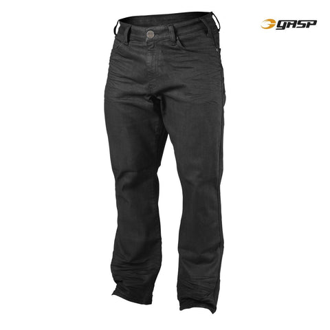 GASP Broad Street Denim, Oil Black