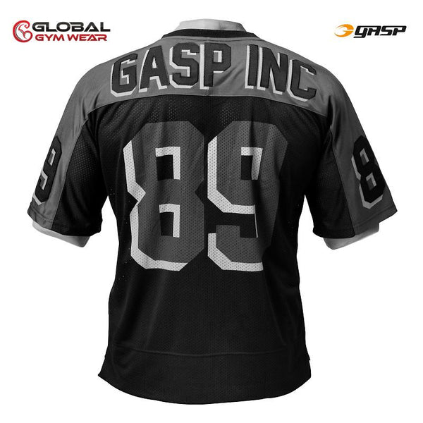 GASP Football Tee 3 back