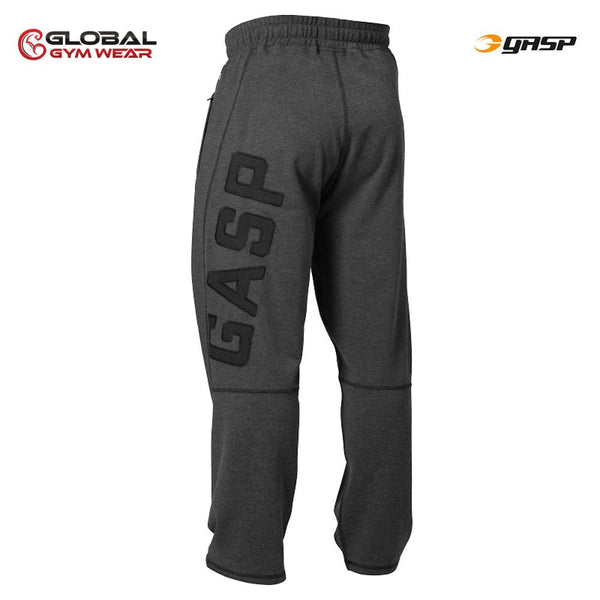GASP Annex Gym Pants Graphite back
