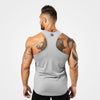 Better Bodies Performance T-Back, Grey back