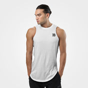 Better Bodies Harlem Tank, White