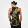 Better Bodies Harlem Tank, Military Camo back