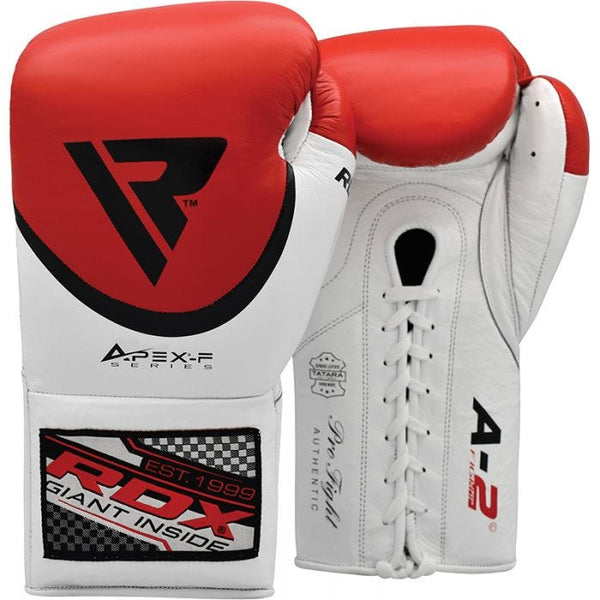 RDX Sports A2 BBBofC Approved Pro Fight Boxing Gloves