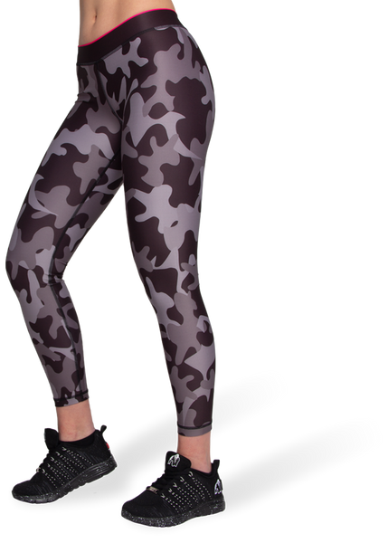 Gorilla Wear Camo Tights