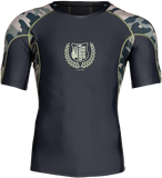 Gorilla Wear Cypress Rashguard Short Sleeves