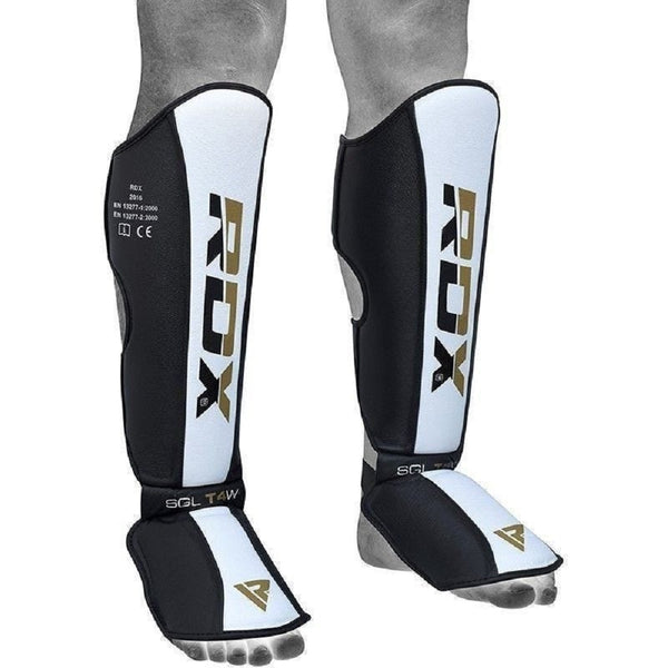 RDX Sports SHIN INSTEP ULTRA GOLD SIX-T1