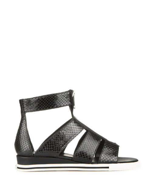Gia Zip-up Sneaker Sandal