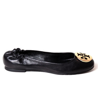 Tory Burch Reva Ballet Black