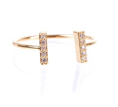 Tai Gold ring