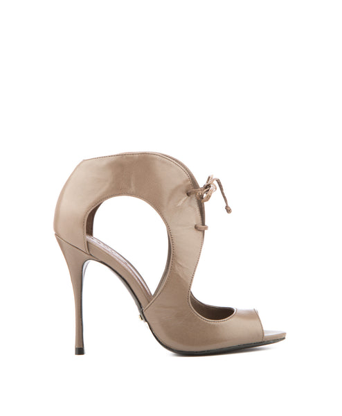 Kamara Tied High Heel Sandal