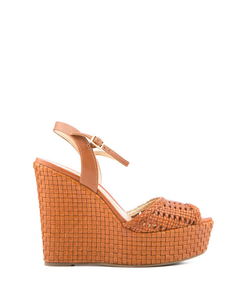 Kemis Basketweave Wedge