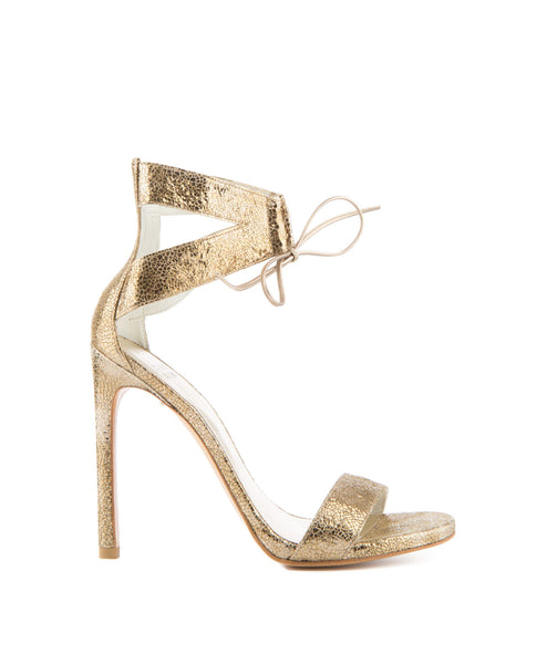 Tynela Ankle Tie Sandals