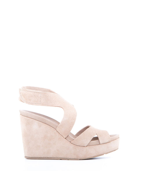 Marcia Suede Wedge