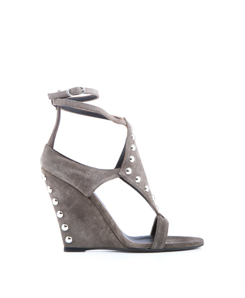Michelle Wedge w/ Silver Studs
