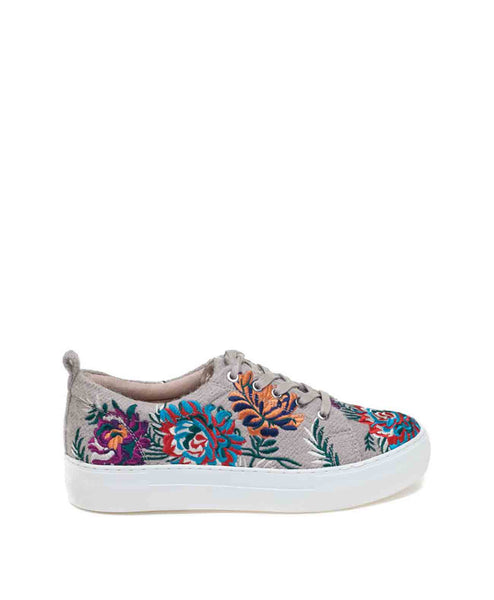 Aprie Embroidered Sneaker