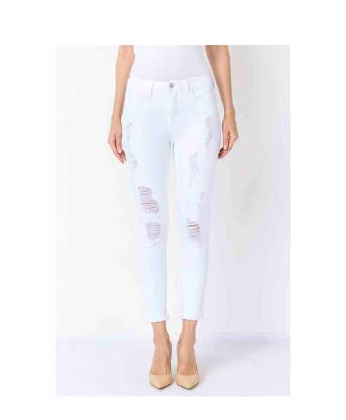 BP77J Cropped Jeans