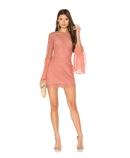 Be The One L/S Mini Dress