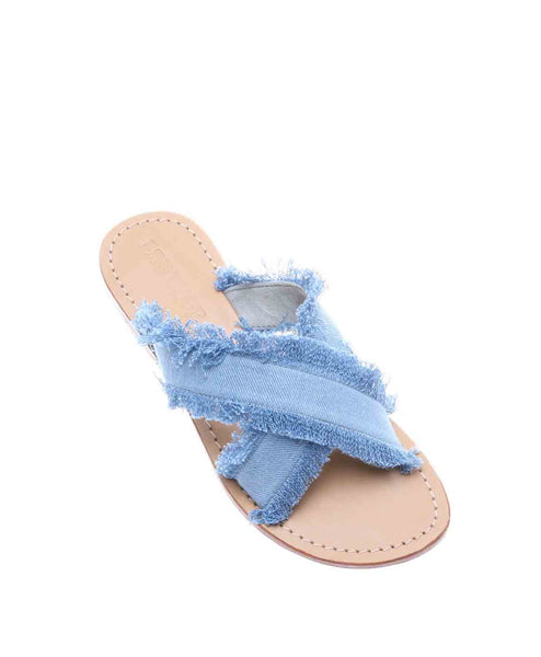 Berkeley Denim Sandal