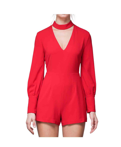 Bobby long sleeve romper