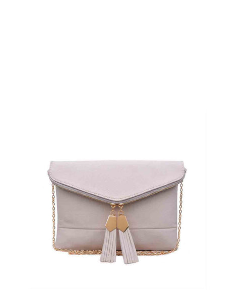 Brooklyn2 Pointed flap clutch