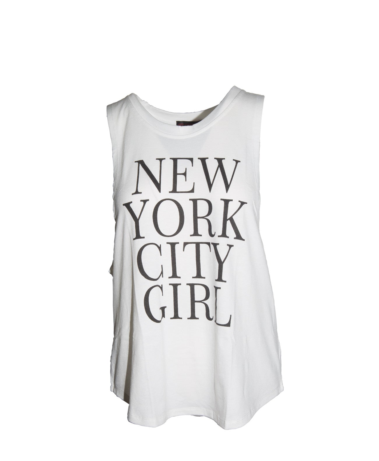 CT27 New York City girl tank