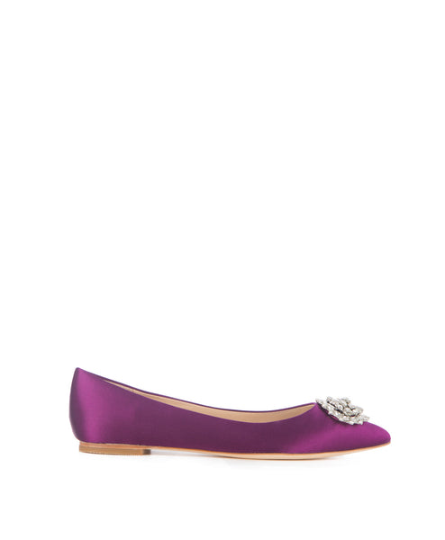 Davis Pointed Toe Flats