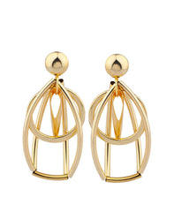 Birdcage earrings - Koko & Palenki - 1