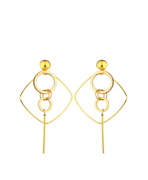 Mythic Earring Large Mutli Hoops