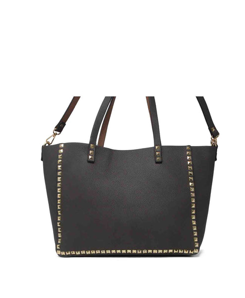 Fallon Studded shoulder bag