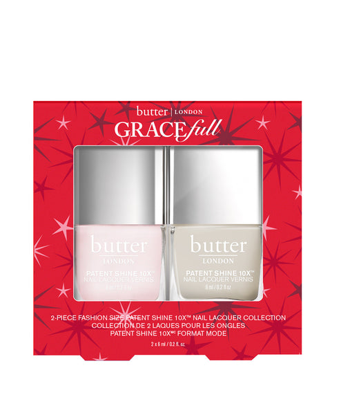 Gracefull 2 Patent Shine Polish Set