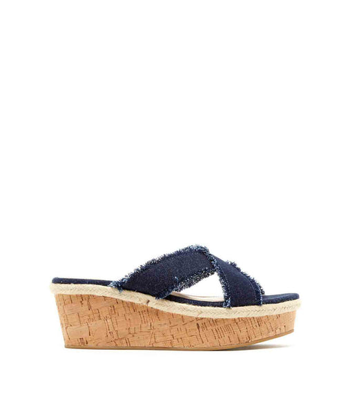 Hariet Wedge Sandal