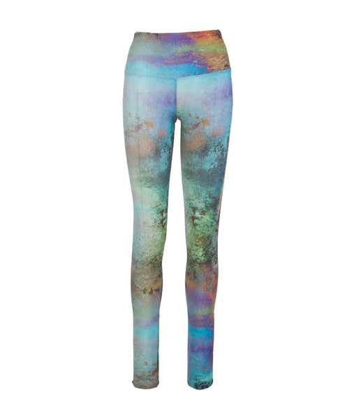 HighRiseLegging-Yel High Rise Leggings in Yellowstone