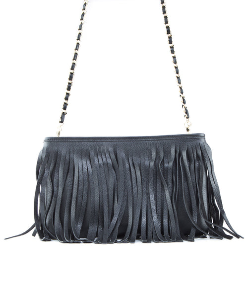 Joy Small Fringe Crossbody