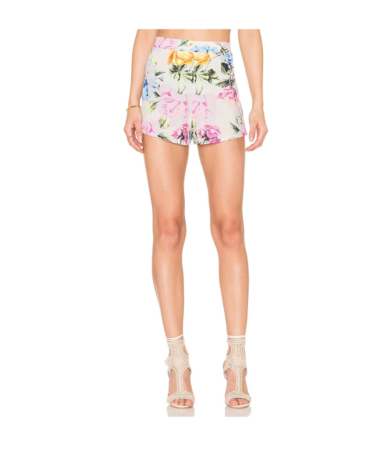 Martine-Floral Show Me Your Mumu Martine Shorts