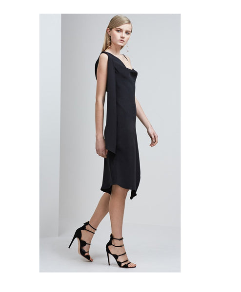 Needed Me Dress - Black