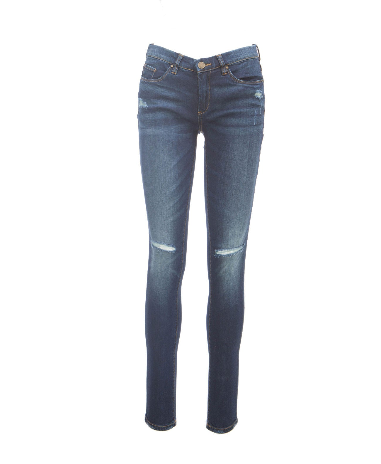 Pros and ExCons Dark Denim Skinny - Koko & Palenki - 1