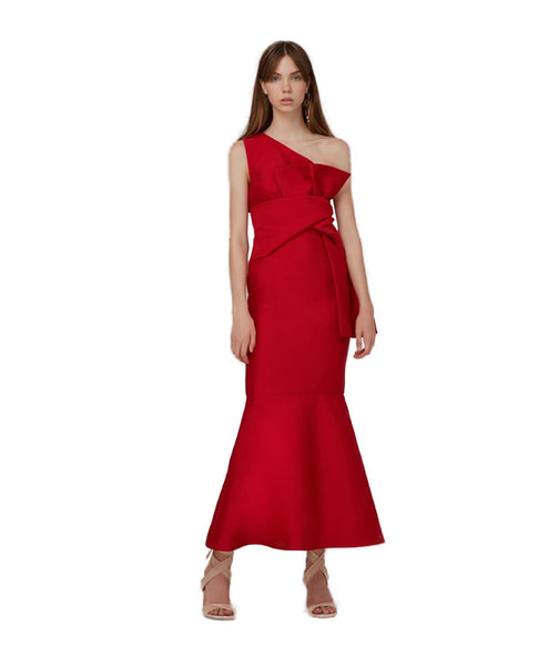 Retrograde Gown - Red